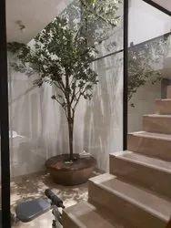 Artificial Big  Ficus Tree