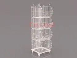Metal Store Alligators (display For - Kurkure/breads/chips/etc), For Grocery