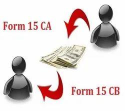 Online Remitance Filling Form 15CA & 15CB