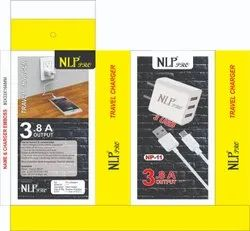NLP Pro 3 USB 3.8 Amp Mobile Charger (6 Month Warranty )