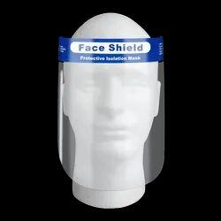 Face Shield, Visor Thickness 400 Micron
