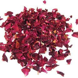 Dried Natural Rose Petals