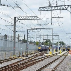 Mild Steel Railway Electrification Structures Service