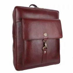 Hammonds Flycatcher Genuine Leather Backpack