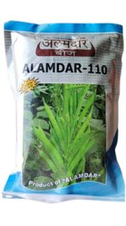 Alamdar -110 Hybrid Guar Seed, For Agriculture, Packaging Size: 500gm