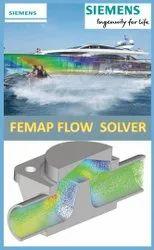 Siemens Femap Flow Solver Software