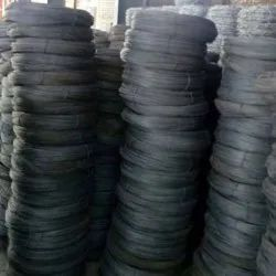 Galvanized Iron Black 20 Gauge Binding Wire, For Manufacturing