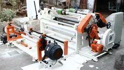 Slitter Machine With Brake