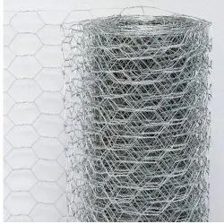 GI Hexagonal Chicken Mesh Wire, For Fencing
