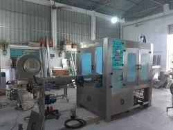 3600bph Automatic Pet Goli Soda Filling Plant