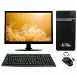 Desktop Computer With Core i5 10th Gen CPU/8GB DDR4 RAM/120 GB SSD+1TB HDD/18.5 Inch LED
