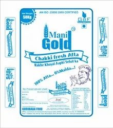 Mani Gold Atta 50公斤,3个月