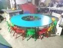Round Tables For Kids