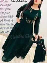 Western Designer Dress