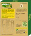 La Nutraceuticals Ortho Veda - 10 Herbal Capsules (Pack Of 10)