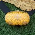 Silk Brocade Clutch Bag