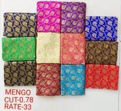 Mengo Cut Design Blouse Piece
