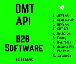 Money Transfer API with B2B Portal