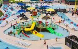 Water Park Amusement Park Manufacturer, Pan India
