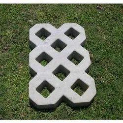 Grey Grass Concrete Paver