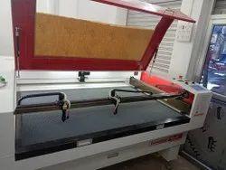 2513 (8 x 4 Feet )  Laser Cutting Machine