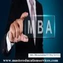 SCDL-PGDBA, MBA Final Year Project Report Service Provider