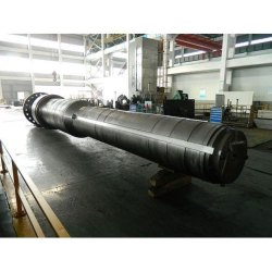 Industrial Steel Shaft