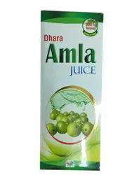 Dhara Amla Juice, Packaging Type: Bottle