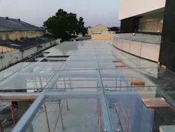 Glass Canopy Fitting Service, Chennai