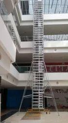28 Meter Crystal Scaffolding