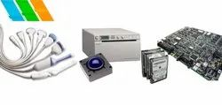 Service Support for Ultrasound Machines
