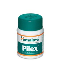 Himalaya Pilex Tablet, Non prescription, Packaging Size: 60 Tablets