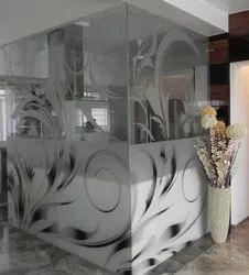 Vinyl Glass Graphics