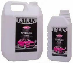LALAN CHEMICALS Colour less Waterless Car Washing Shampoo