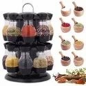 16 PCS SPICE RACK