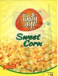 TastyAge 100% Fresh Vegetables Sweet Corn, Pan India, Packaging Type: 1 Kg