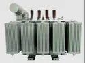 11kv 3-phase Oil Cooled Power Transformer