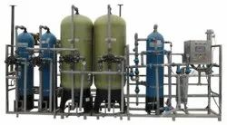Demineralisation Water Plant