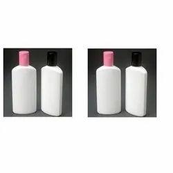 Plastic Flat Shampoo Bottles