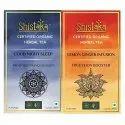Shistaka Lemon Ginger Green Tea ( Herbal tea)