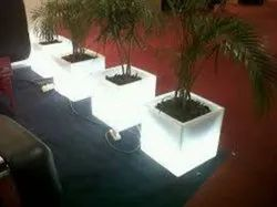 LED FRP Planter