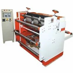 SCA-54S Rotary Reel To Sheet Cutter Machine