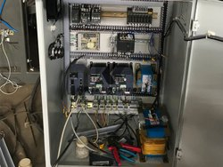 Industrial Cutting Control Panel
