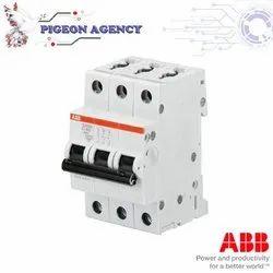 ABB - SB203M - 6A - 32A / 3 Pole - MCB