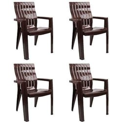 Italica Plastic Garden Chair