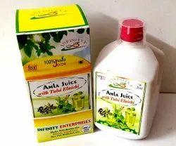 Amla with Tulsi & Elichi Juice