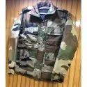 Full Sleeve Reversible Jacket Camouflage