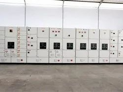 40 Kv Three Phase HT Electric Control Panel, For Industrial, Capacity: 100 KVA