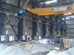 Aluminium & Puff Panel Hvac Duct Fresh Air Intake System, Capacity: 10000 Cfm