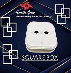 Electrical Plastic Square Box